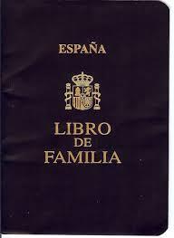 libro de familia trámites inscripción recién nacido en el registro civil