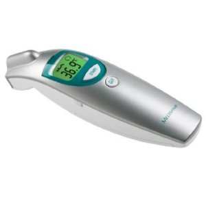 Termómetro infrarrojos Amazon 30€